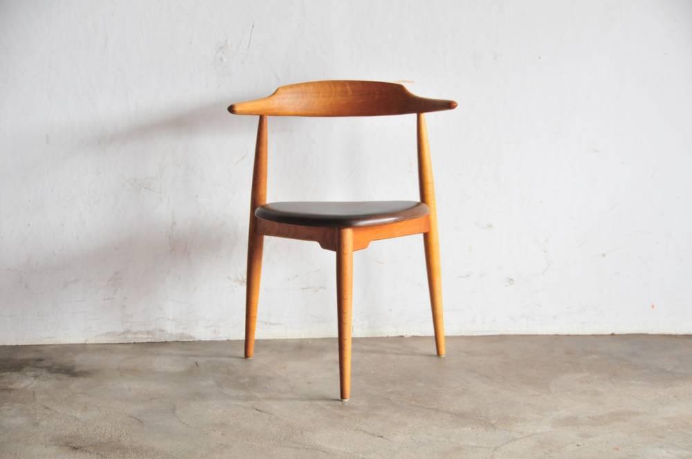 Wegner Heart Chair Fritz Hansen 4103 oakウェグナー 北欧 デンマーク 【中古】