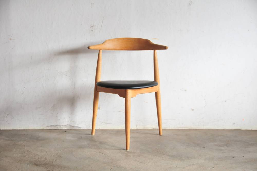 Wegner Heart Chair Fritz Hansen 4103 oakウェグナー 北欧 デンマーク C 【中古】