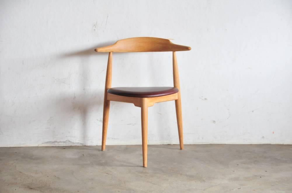 Wegner Heart Chair Fritz Hansen 4103 oakウェグナー 北欧 デンマーク d 【中古】