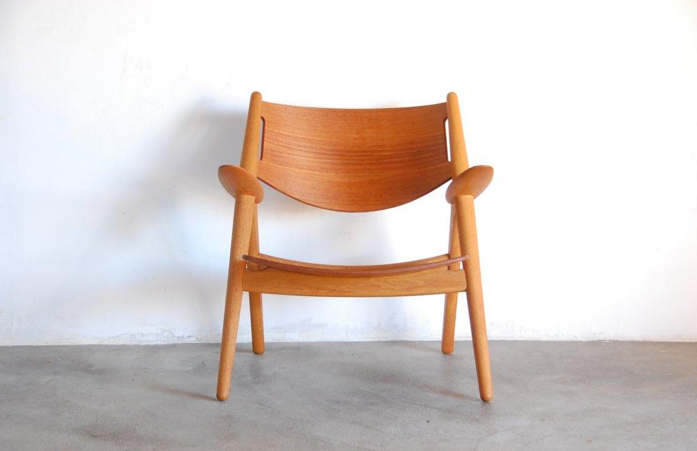Hans J Wegner ハンス ウェグナー ch28(1951) sawbuck chair carl hansen&son