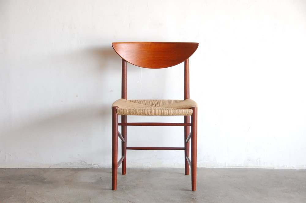 Peter Hvidt&Molgaard Nielsen model 316 chair teak デンマーク製 アンティーク【中古】