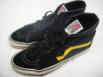 90'S ヴァンズ VANS ハイトップ HI-TOP ☆サイズ:8ハーフ☆ RM-929