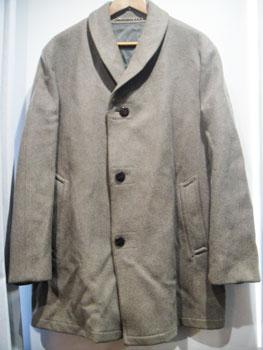 MAC マイティーマック 60'S ★サイズ:44★ RM-949 ショールカラーウールコート MIGHTY