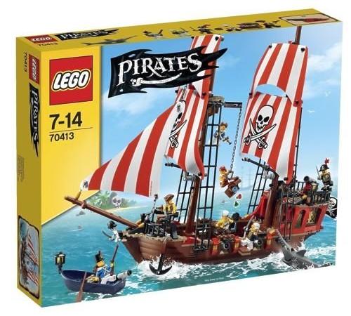 レゴ 70413 パイレーツ 海賊船 LEGO