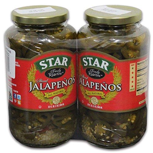 在庫限り 安心の定価販売 送料無料 COSTCO コストコ STAR 青唐辛子酢漬 信用 スター 907g×2本 ハラペーニョ