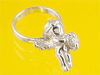 心から誕生を祝福する天使の指輪 お得 エンジェルベビーリング ダイヤモンド 出産記念 誕生祝い Day Mother's First 出産祝い 人気ショップが最安値挑戦
