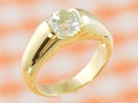 アイテム勢ぞろい 赤ちゃんに幸運を運ぶ小さな指輪 プリモ ゴールドベビーリングK18 アクアマリン 出産記念 出産祝い 海外並行輸入正規品 First Mother's 誕生祝い Day