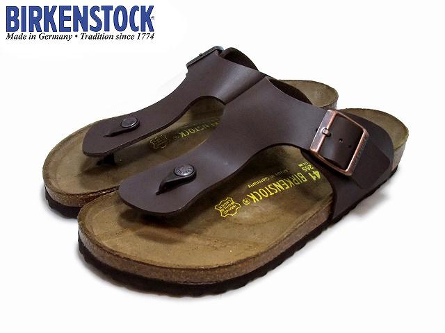 ad0f84617f5b BIRKENSTOCK   Birkenstock RAMSES   Ramses DARK BROWN   dark brown 044703  LADIES   Womens wide NARROW (narrow) sandals