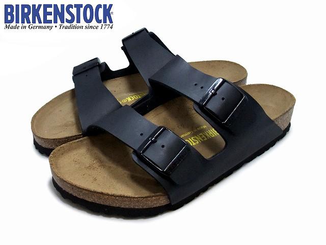 ビルケンシュトック アリゾナ メンズ レディース BIRKENSTOCK BLACK / ブラック 051791 MENS&LADIES / メンズ&レディース 幅:NORMAL サンダル