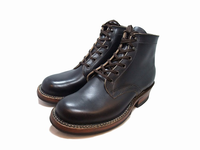 03d5cb0639 ... Whites semi whites boots Whites Boots SEMI DRESS Black Chrome Excel  Horween company-American made ...