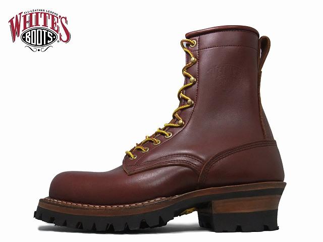 ホワイツ スモークジャンパー 8インチ ホワイツブーツ White's Boots SMOKE JUMPER 8inc RT 375V レッドドッグ レギュラートゥ vibram 100ソールアメリカ製 ワークブーツ メンズ ブーツ men's boots
