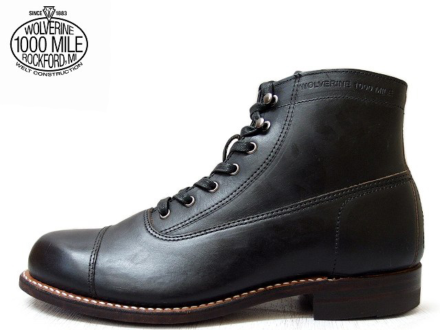 357a4b9642a Wolverene 1,000 miles boots [chromic Excel leather Made in USA men boots  men's boots made in Wolverene WOLVERINE 1000MILE BOOTS WO5292 Rockford ...