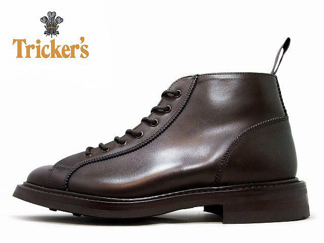 トリッカーズ モンキーブーツ Tricker's MONKY BOOTS m6077 エスプレッソ ダイナイトソール トリッカーズ トリッカーズ トリッカーズ トリッカーズ トリッカーズ