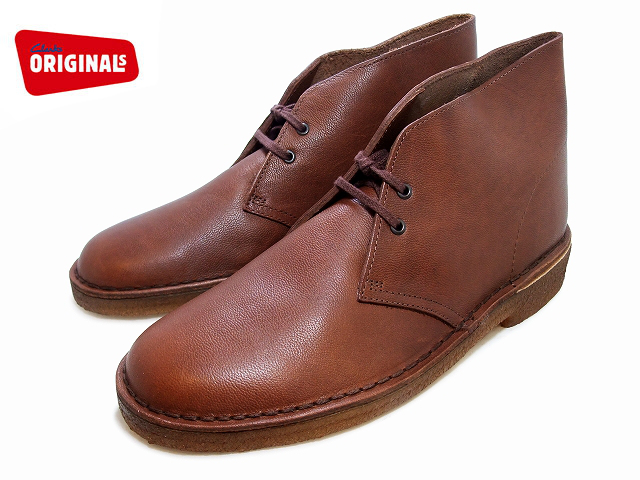 Face To Face Kulaki Desert Boots Leather Clarks Desert
