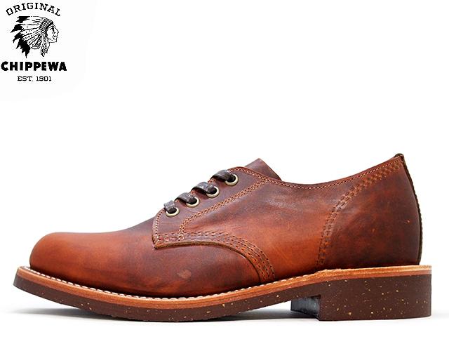 チペワ オックスフォード プレーン トゥ サービスオックスフォード タン CHIPPEWA 4 PLAIN TOE SERVICE OXFORD 1901M78 TAN RENEGADE メンズ mens boots