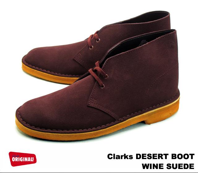 Face to Face | Rakuten Global Market: Clarks desert boots suede ...