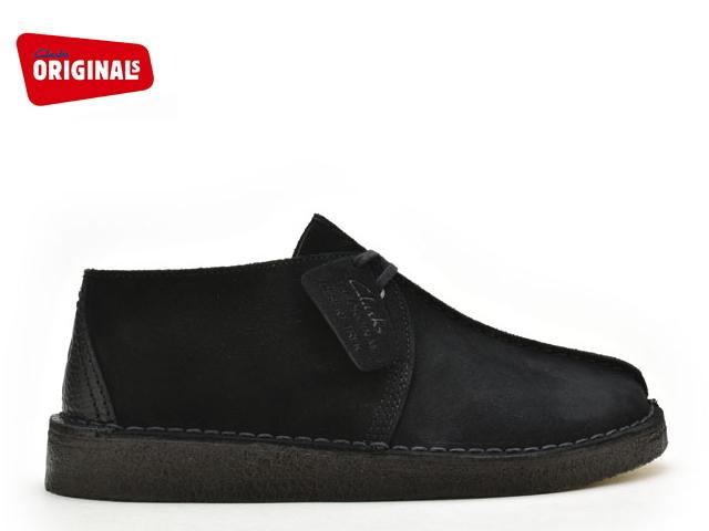 クラークス デザートトレック ブラックスエード CLARKS DESERT おトク TREK メンズ 26113258 US規格 men's ブーツ SUEDE 35%OFF boots BLACK