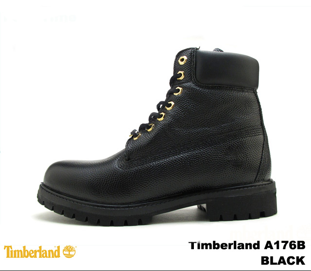 8d315f9032cd Timberland Timberland 6 inch boots black Ho win A176B BLACK HOWEEN FOOTBALL  LEATHER 6inc PREMIUM BOOT premium mens