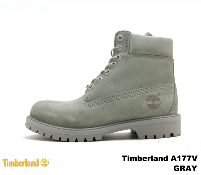 Timberland Timberland 6 inch boots gray A177V GRAY MONO PREMIUM WATER PROOF  6inc BOOT premium waterproof mens f593fb5034