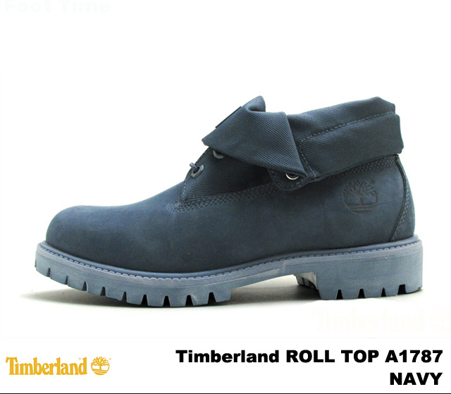 Mono Top To Roll A1787 Navy Face FaceTimberland wm8n0vN