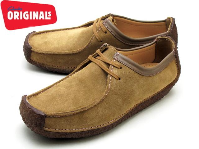 クラークス ナタリー オークウッド CLARKS NATALIE 26118170 オークウッドスエード UK規格 メンズ ブーツ men's boots【送料無料!】