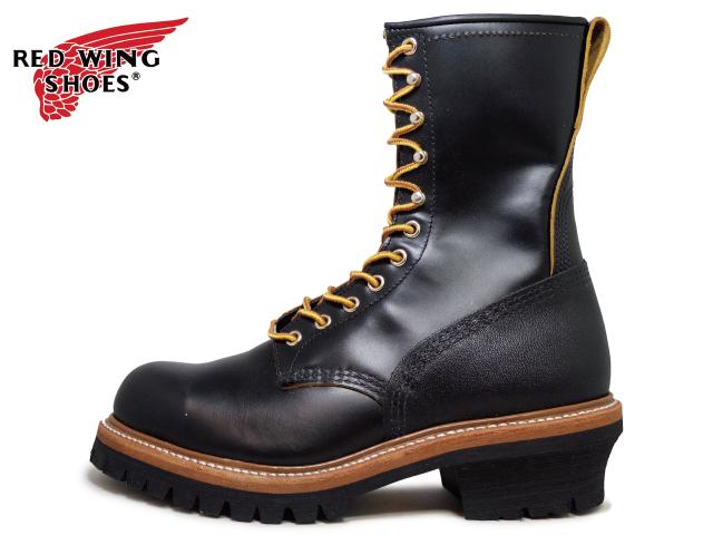 レッドウィング 9210 RED WING RW9210 LOGGER BOOTS ロガー ブーツ Black