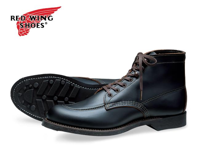 レッドウィング 8075 REDWING RW 8075 1930s SPORT BOOT スポーツブーツ BLACK