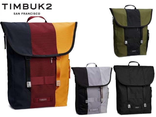 TIMBUK2 ティンバック2 バックパック リュック メンズ レディース SWIG BACKPACK OS スウィグ バックパック 1620-3 バッグ かばん