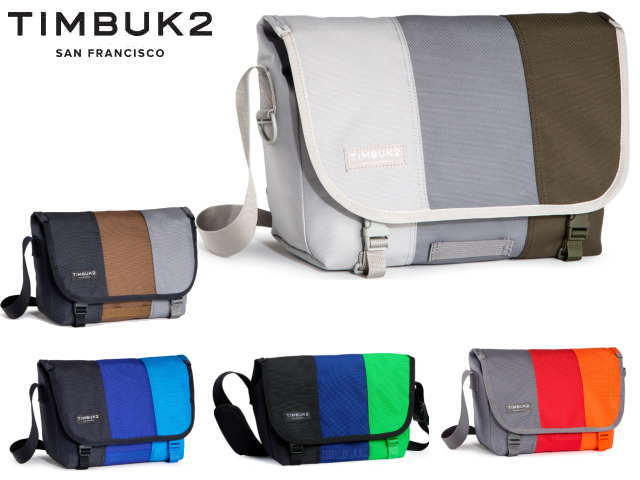 TIMBUK2 ティンバック2 クラシックメッセンジャー XS メンズ レディース Classic Messenger Bag Tres Colores XS 1974-1 バッグ かばん