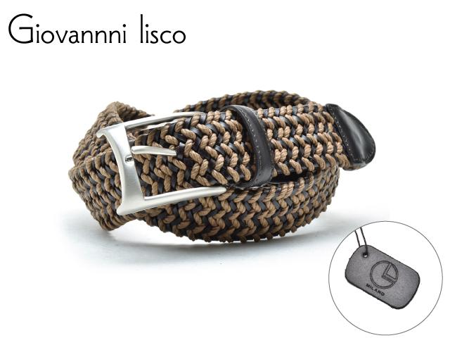 全国一律送料無料 メンズ ベルト 革 ブランド カジュアル ビジネス ロング 1201-2 lisco Giovannni イタリア製 ジョバンニ リスコ 激安通販ショッピング