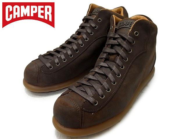 カンペール ペロータス ブーツ メンズ アリエル CAMPER PELOTAS ARIEL 33766-085 ワキシーハバナ BOOTS【送料無料!】