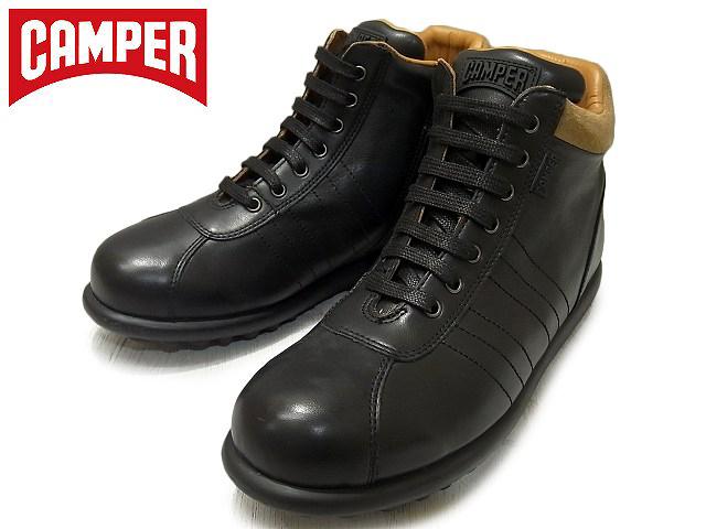 カンペール ペロータス ブーツ メンズ アリエル CAMPER PELOTAS ARIEL 36655-002 ブラック BOOTS