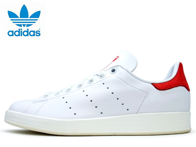 be9304821c11 Adidas Stan Smith Womens 2015 adidas STAN SMITH LUXE W AF6750 RWHT RWHT RED women s  sneakers ladies sneaker
