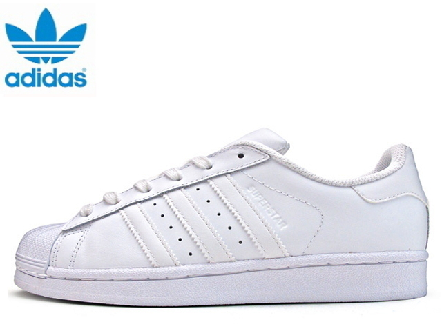 Adidas Superstar Womens white ADIDAS ORIGINALS SUPERSTAR FOUNDATION J  B23641 White White sneakers sneaker sneaker 503455165