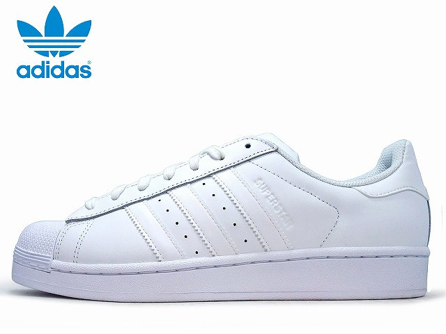 New in stock! adidas   adidas SUPER STAR and super star B27136 WHT WHI    WHI white white   white MENS SNEAKER mens sneakers d77a70259