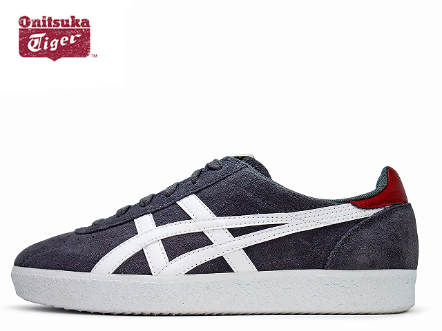 buy popular 40520 ddca5 Onitsuka Tiger sneakers mens Onitsuka Tiger VIC MOSCOW backer Moscow  D3Q1L.1301 GREY/WHITE grey / white sneer