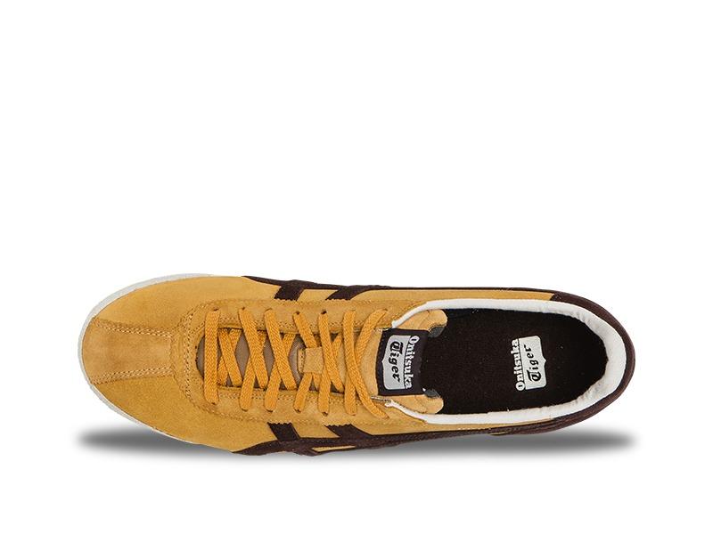 finest selection 08d67 bc9f4 Onitsuka Tiger Corsair sneakers Onitsuka Tiger TIGER CORSAIR TN/dry BROWN  Tan / dark brown D5N 3L-7162 men's sneaker