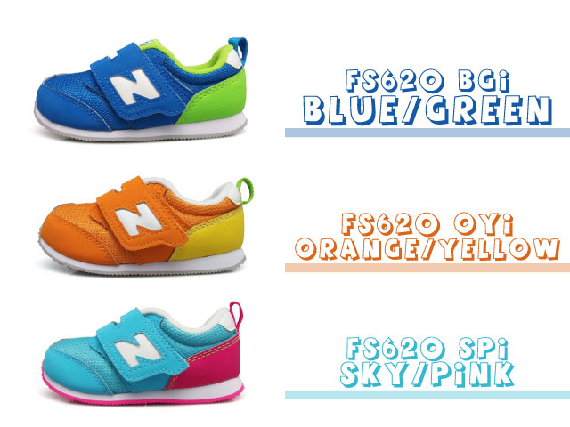 New Balance (New Balance) Kids' Sneakers FS620 6 Colors Kids & Infants Kids' Footwear - [Free Shipping! ] New Balance