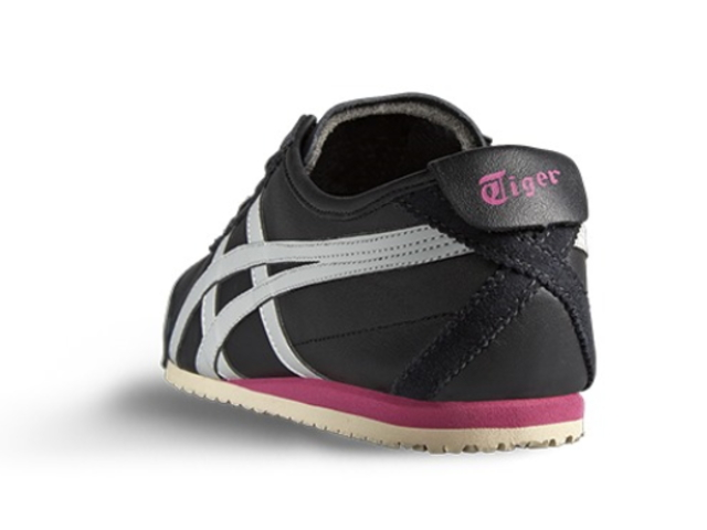 newest fb9a5 f2270 Onitsuka tiger Mexico 66 sneakers men gap Dis Onitsuka Tiger MEXICO 66  HL474 .9010 BLACK/SOFT GREY Lady's standard sneaker