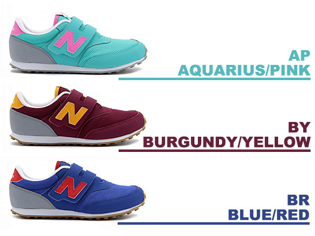 f6f87a7e925a0 ... All three colors of New Balance kids 620 beige red pink sneakers new  balance K620 AP ...