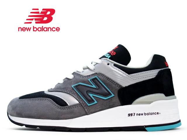online retailer f0970 28527 Face to Face: New Balance 997 newbalance men M997 CGB gray ...
