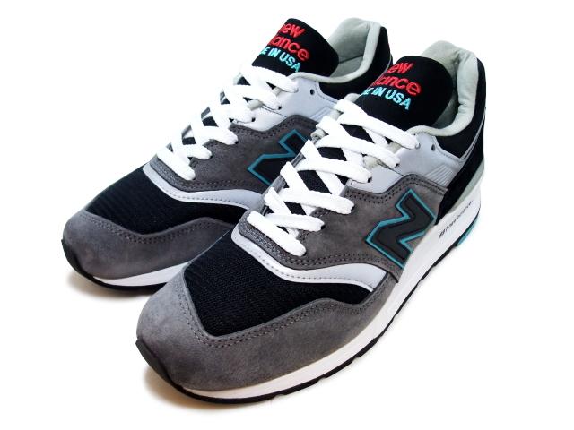 2d1f727076c9fc New Balance 997 newbalance men M997 CGB gray   black   silver maden in USA  men s sneaker men sneakers