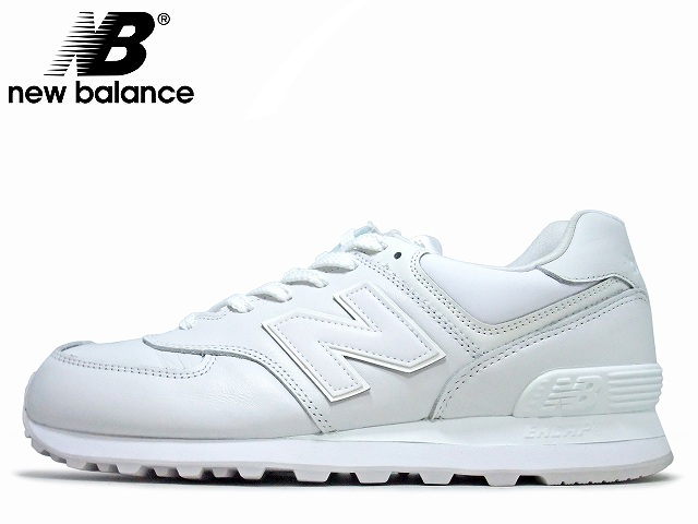 newBalance / new balance ML574 WWT WHITE / WHITE OUT white / white-out D:width MENS and mens sneakers