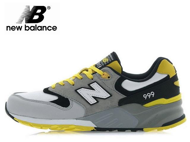 timeless design 71ab5 698d6 New Balance 999 newbalance men ML999 WSB gray yellow men's sneaker men  sneakers