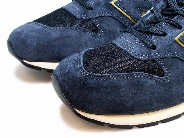 新平衡 996 新平衡 996 MRL996 HB 海军 / 金海军和金色男士女士 / 男士与女士 REVLITE 衬里和猪皮新平衡新平衡运动鞋
