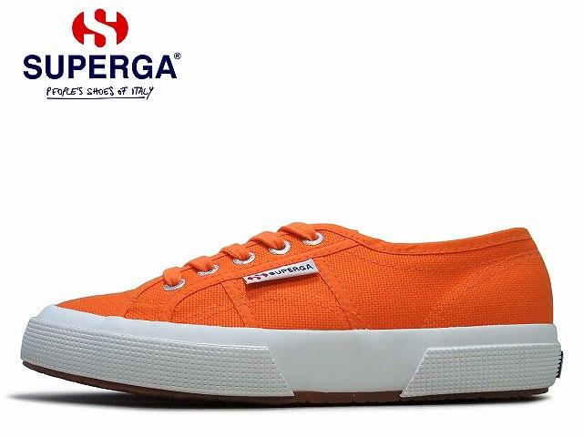 new product 4a1c5 0a4b6 Popular brands right now! SUPERGA / Superga COTU CLASSIC / classic coat HOT  ORANGE / hot Orange 2750-G02 s 000010G02 mens Womens MENS LADIES