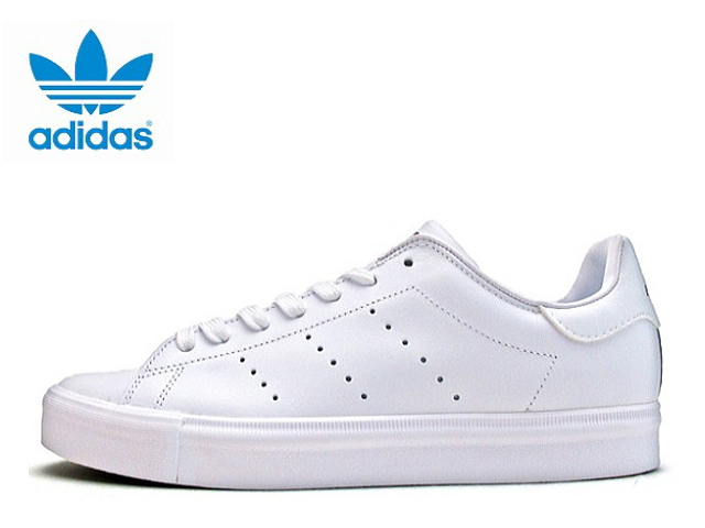 a74a224f8bca Adidas Stan Smith Barca white black mens 2015 adidas STAN SMITH VULC S77449  WHT WHT CBLK ...