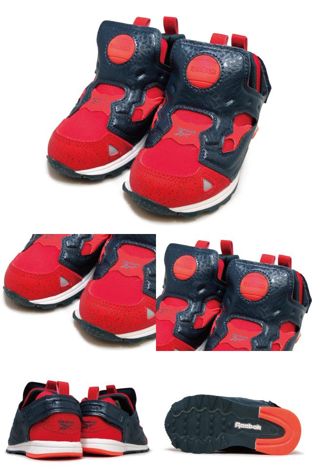 Reebok pump fury kids baby REEBOK VERSA PUMP FURY AR0713 AR0714 AR0715 AR0716 all 4 color