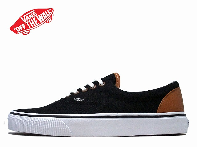 777407f038cd37 Face to Face  VANS 빵 반스 ERA 엘라 C amp L BLACK TWEED 블랙 위트 VN ...