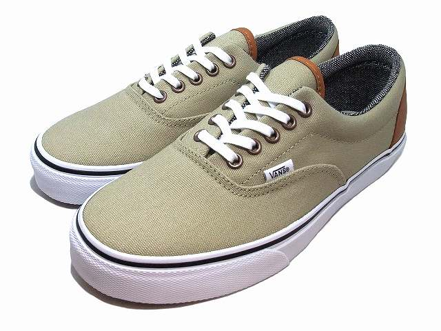 bc6c2c465d VANS   vans station wagons ERA   gills C L LIGHT KHAKI   TWEED light khaki    tweed VN-0Y6XF7W MENS   men sneakers